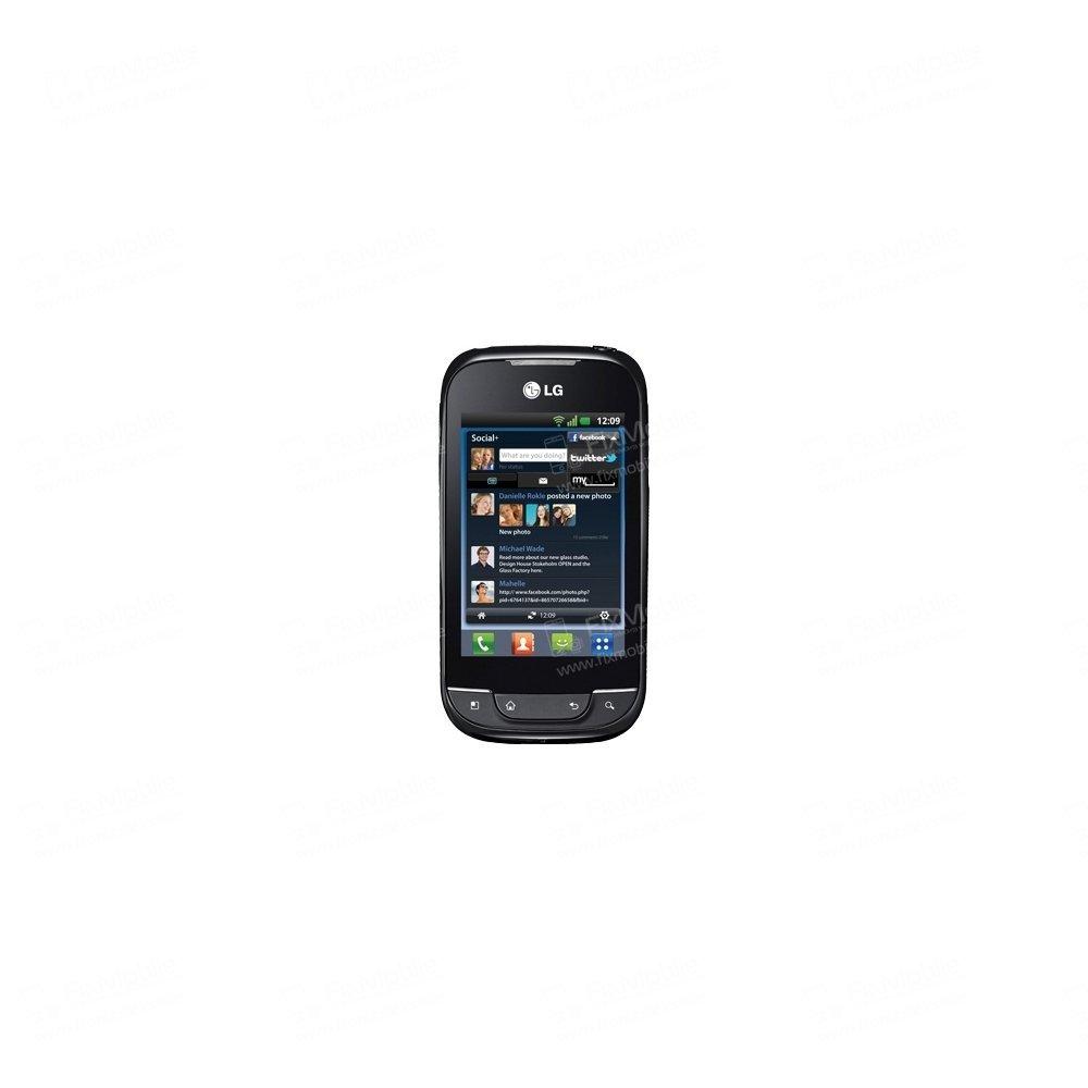 Аккумуляторная батарея для LG Optimus net (P692) BL-44JN — 3