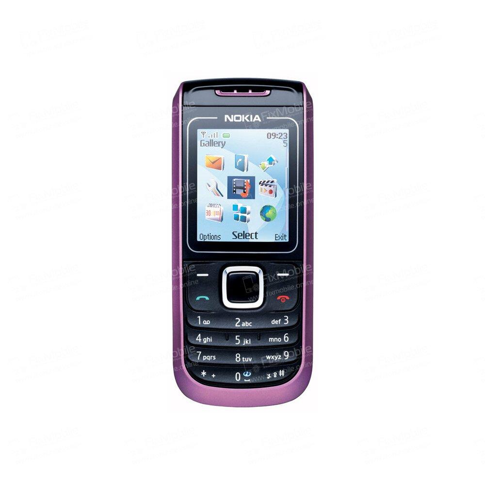 Аккумуляторная батарея для Nokia 1680c BL-5CA — 3