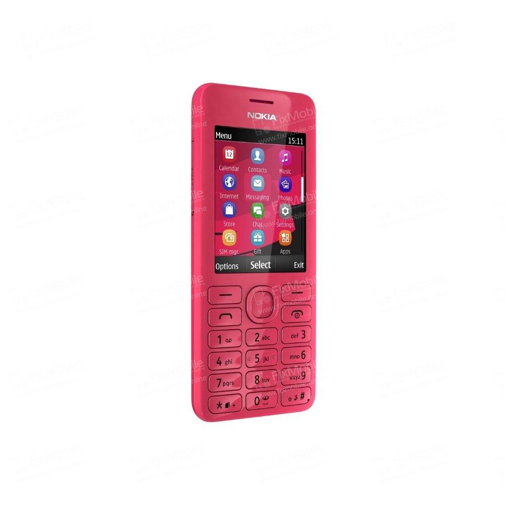 Аккумуляторная батарея для Nokia 206 BL-4U — 3