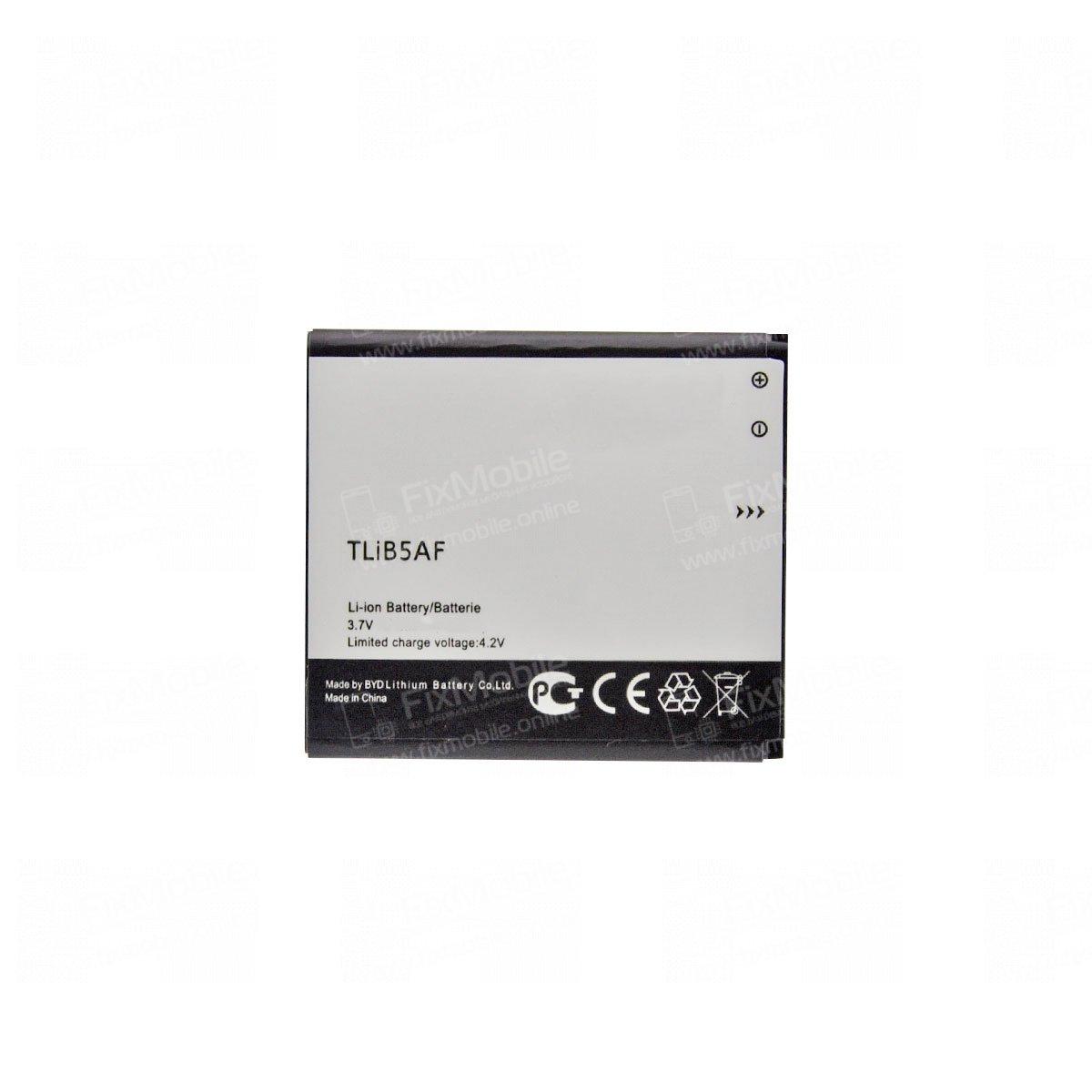 Аккумуляторная батарея для Alcatel One Touch 5036D TLiB5AF