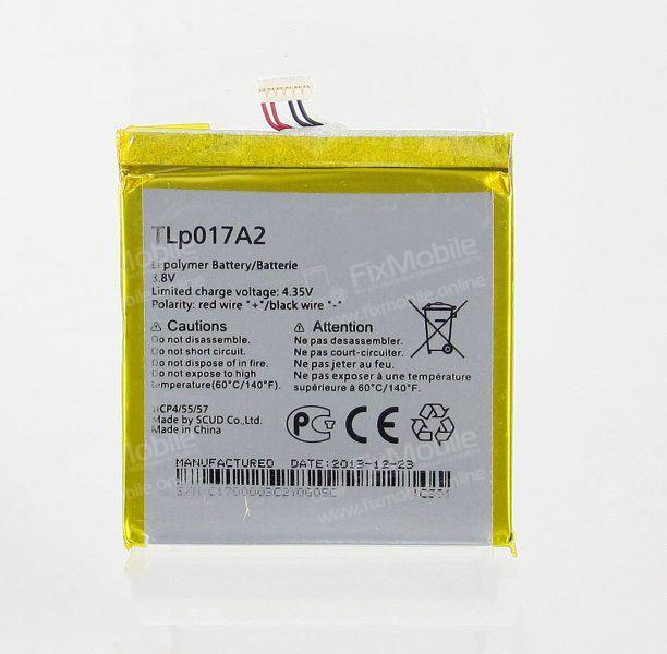 Аккумуляторная батарея для Alcatel Idol mini (6012X) TLp017A2