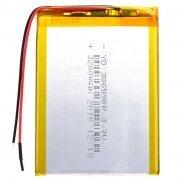 Превью Аккумуляторная батарея универсальная 386590p (3.8*65*90 мм) — 1