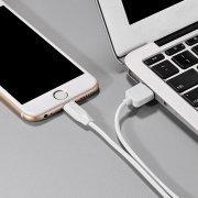 Кабель Hoco X1 для Apple (USB - Lightning) белый (2 метра) — 3