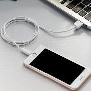 Кабель Hoco X1 Rapid Apple (USB - Lightning) белый — 2