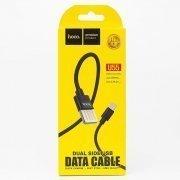 Кабель HOCO U55 Outstanding (USB - micro-USB) черный — 3