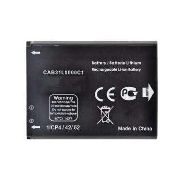 Аккумуляторная батарея для Alcatel One Touch 2004G CAB31L0000C1 — 1