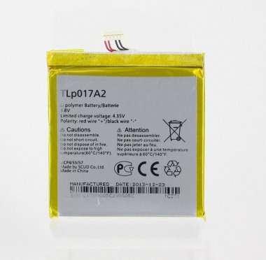 Аккумуляторная батарея для Alcatel Idol mini (6012D) TLp017A2 — 1