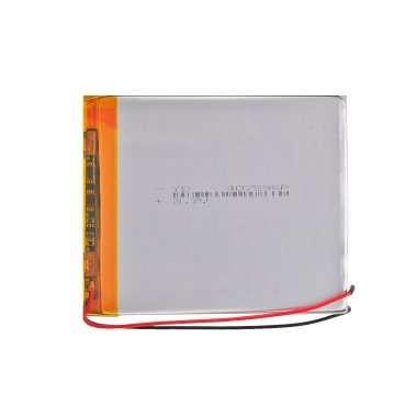 Аккумуляторная батарея универсальная 407595p 3,7v 3200 mAh 4*75*95 мм — 1