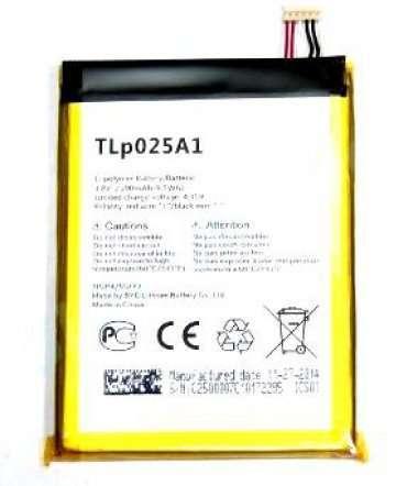 Аккумуляторная батарея для Alcatel Pop 2 (7043Y) TLp025A1 — 1