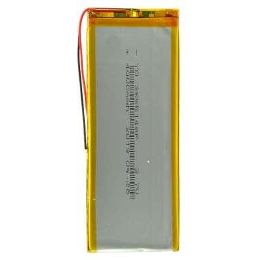 Аккумуляторная батарея универсальная 3555148p 3,7v Li-Pol 4000 mAh (3.5*55*148 мм) — 2